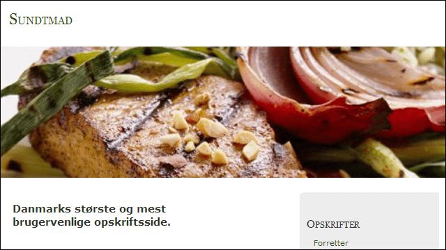 Large Recipe Wiki